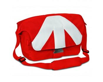 Manfrotto Unica VII borsa a tracolla grande rossa
