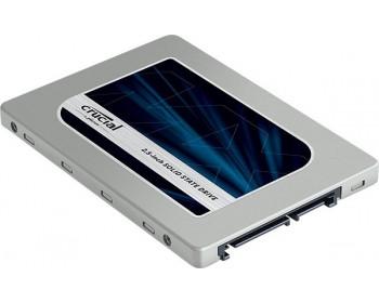 "Crucial SSD MX200 6,4cm(2,5"") 500GB SATA-3"