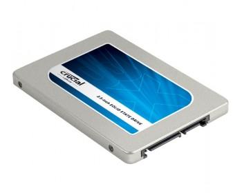 "Crucial SSD BX100 6,4cm(2,5"") 120GB SATA-3"