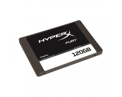 "Kingston SSD HyperX Fury 6,4cm(2,5"") 120GB SATA-3"