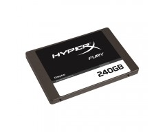 "Kingston SSD HyperX Fury 6,4cm(2,5"") 240GB SATA-3"