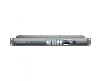 Blackmagic Design Broadcast Smart Videohub 12x12