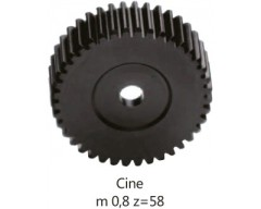 F&V drive gear per Follow Focus (Cine 0.8 pitch)