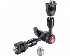 Manfrotto 244MICRO-AR 244 Micro Arm with Anti-Rotation (Black)