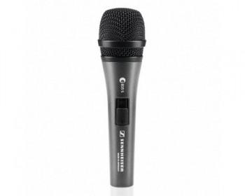Sennheiser e835S microfono per voce, dinamico, cardioide, 40-16.000 Hz, con interruttore