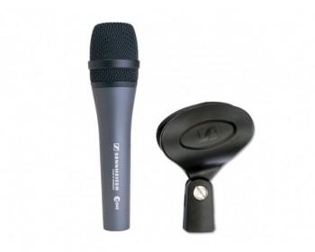 Sennheiser e845 microfono per voce, dinamico, supercardioide, 40-18.000 Hz