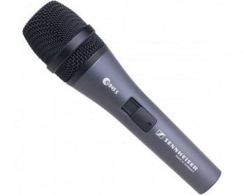 Sennheiser e845S microfono per voce, dinamico, supercardioide, 40-18.000 Hz, con interruttore