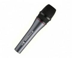 Sennheiser e865 microfono per voce, condensatore, supercardioide, 40-20.000 Hz, alimentazione P 12-48V