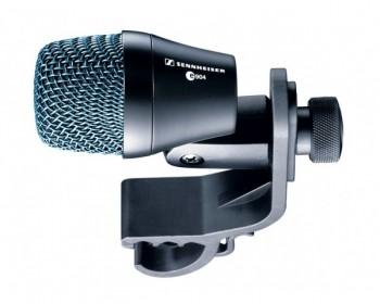 Sennheiser E904 microfono per strumenti, dinamico, cardioide, 40-18.000 Hz, completo di supporto MZH 604