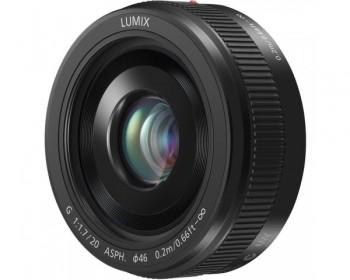 Panasonic LUMIX G 20mm f/1.7 II ASPH.