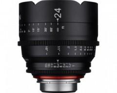 Xeen Obiettivo 24mm T1.5 Cinema 4K per Canon EF Mount