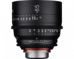 Xeen 85mm T1.5 Lens 4k Cinema for PL Mount