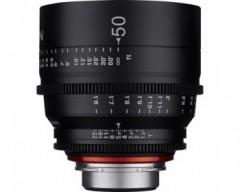 Xeen 50mm T1.5 Lens Cinema 4K for Sony E-Mount