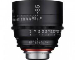 Xeen 85mm T1.5 Lens Cinema 4K for Sony E-Mount