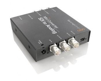 Mini Converter SDI to Analog HD