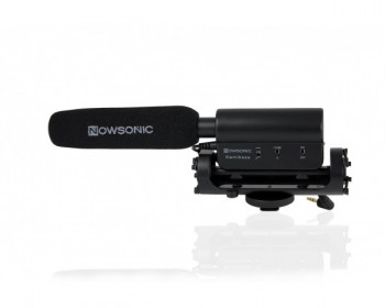 Nowsonic Kamikaze Shotgun microphone for DSLR camera