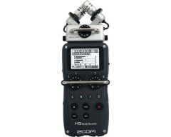 Zoom H5 Handy Recorder con capsule intercambiabili