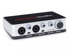 Resident Audio T2 Thunderbolt Audio Interface