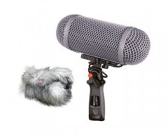 Rycote Rycote Kit Antivento 2 - comprendente Sospensione Modulare Media 62, per MKH 20/30/40/50