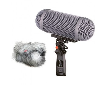 Rycote Windshield Kit 2 - Complete Windshield and Suspension System for MKH 20/30/40/50