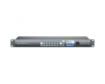 Blackmagic Design Broadcast Smart Videohub 20x20