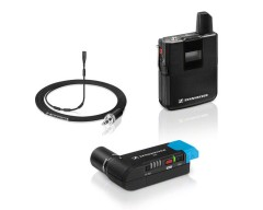 Sennheiser AVX Camera-Mountable Lavalier Pro Digital Wireless Set (MKE2 Lavalier)