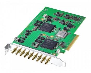 Blackmagic Design DeckLink Quad 2 PCIe video I/O card with 8 SDI I/O