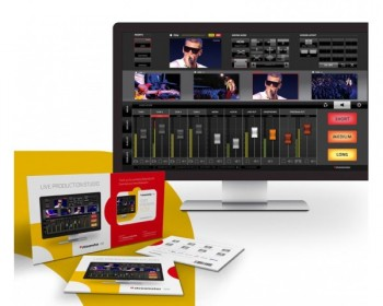JVC SSW Streamstar Live Production and Streaming Software