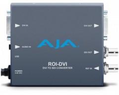 AJA ROI DVI to SDI Mini-Converter with ROI scaling