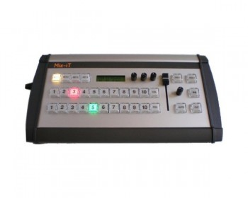 Mix-iT Controller for ATEM compact controller for Blackmagic Design ATEM switchers