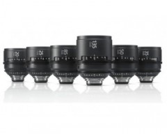 Sony SCL-PK6/M CineAlta 4K PL Mount Lens Pack x6 - 20/25/35/50/85/135mm (Meter Model)