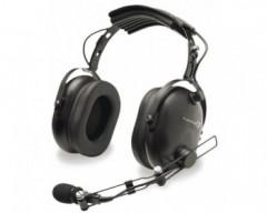 Flightcom 4DX Classic Noise Cancelling Auricolare per il ATEM Studio Converter (BMD-NCH)