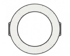 F&V R720 Lumic Daylight LED Ring Light, (Lux@1m) 5470 lx