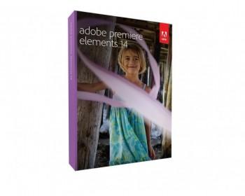 Adobe Premiere Elements 14 engl. Mac/Win DVD