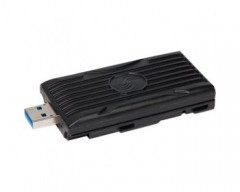 Video Devices Speeddrive USB enclosure include 240GB mSATA SSD drive