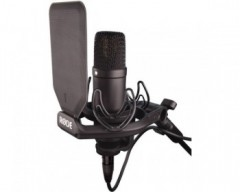 Rode NT1 Kit, Microfono condensatore da Studio, ragno shock mount e Pop Filter