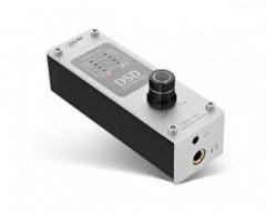 InLine AmpUSB HiFi DSD Amplificatore stereo per cuffie audio, USB Digital Audio Converter, 192kHz/24-Bit