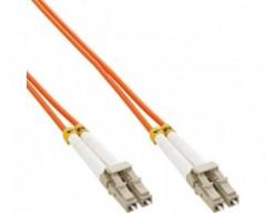 InLine Fibra 20m Ottica Duplex LC/LC, 2x LC maschio a 2x LC maschio, 62,5/125µm, OM2, HalogenFree