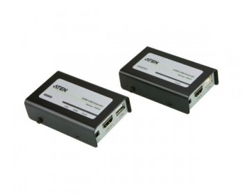 Aten VE803 Estensore HDMI Audio/Video over Cat5e/6 + USB (60m)
