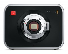 Blackmagic Cinema Camera MFT - Micro Quattro Terzi