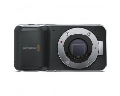 Blackmagic Pocket Cinema Camera RAW e Apple ProRes 10 Bit HQ 4:2:2