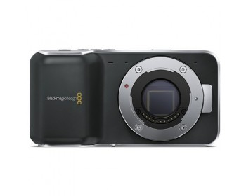 Blackmagic Pocket Cinema Camera RAW e Apple ProRes 10 Bit HQ 4:2:2