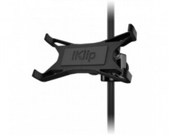 "IK Multimedia iKlip Xpand - Supporto asta microfono per iPad/Tablet (max. 12,1"")"