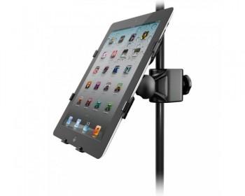 IK Multimedia iKlip 2 Mic Stand Adapter per iPad 2nd, 3rd, 4th Gen & iPad Air