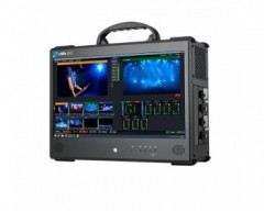 vMix GO Base a portable live production solution