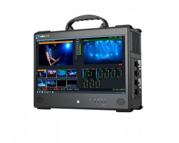 vMix GO PLUS Base a portable live production solution
