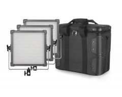 Noleggio / RENT F&V F&V Lights Kit 3x K4000 Daylight LED Studio Panel