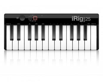 IK Multimedia iRig Keys 25 - 25 Mini Key Controller