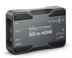 Blackmagic Design SDI to HDMI Battery Converter