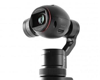 DJI Osmo Fully stabilized 4K, 12Mp camera